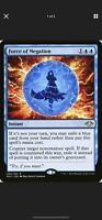 FORCE OF NEGATION Modern Horizons Magic MTG MINT CARD PACK FRESH