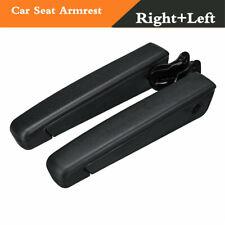 2X Universal Adjustable Car Seat Comfort Armrest Console Box For Camper Van Boat