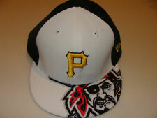 Pittsburgh Pirates 3D Viza New Era Hat Cap MLB 7 5/8