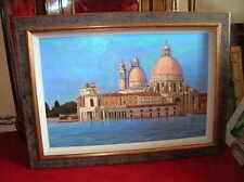 """SUPERB DAVID ALDUS ORIGINAL """"Venezia Incantato Enchanted Venice"""" OIL PAINTING"""