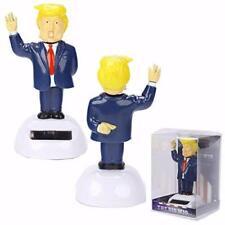 Solar Pal The President Donald Trump The Big Wig USA America Waving Figurine