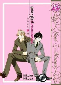 Entangled Circumstances by Kikuko Kikuya, Yaoi Manga in English! OOP!