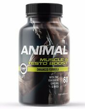 Testosterone Booster! - ANIMAL essential Gym Supplement Bodybuilding muscle