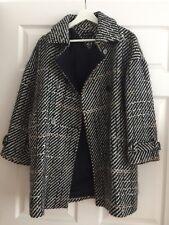 Massimo Dutti (zara group) women oversized coat size S (Original Price $345)