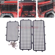 FULL METAL Window Mesh Protective Net FOR 1/10 TRAXXAS TRX-4 LAND ROVER Guard