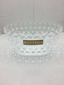 Bottega Champagne Advertising Limited Edition Large Acrylic Ice Bucket