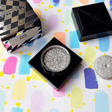 Authentic MAC Loose Pigment *GUISE* Metallic Silver GARETH PUGH Rare