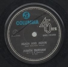 """JUDITH DURHAM    THE SEEKERS   Rare 1967 New Zealand Only 7"""" Single """"Again"""""""