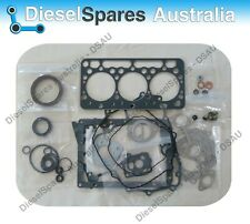 Kubota D902 Full Overhaul Gasket Set - Brand New with 12 months Warranty