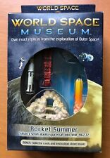 Saturn V Moon Rocket Launch Model Kennedy Space Center Pad 39A Apollo NOS 2006