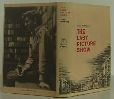 LARRY MCMURTRY The Last Picture Show ACTOR SIGNED FIRST EDITION