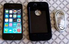 Apple iPhone 4s - 8GB - Black (Sprint) Smartphone bundle