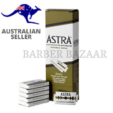 Astra Superior Platinum Double Edge Razor Blades | AUS SELLER