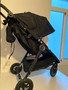 Baby Jogger City Mini GT - Silla de paseo, Negro