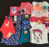 GYMBOREE GIRLS SIZE 2T LOT OUTFITS SUMMER SPRING NWT $367