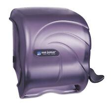 San Jamar Element Lever Roll Towel Dispenser Oceans Black 12 1/2 x 8 1/2 x 12 3