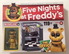 FIVE NIGHTS AT FREDDY'S 12031 THE OFFICE CONSTRUCTION SET