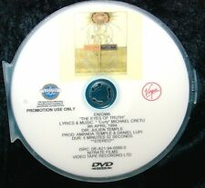 ENIGMA The Eyes of Truth Record Company Promotional Music Video DVD (NOT A CD)