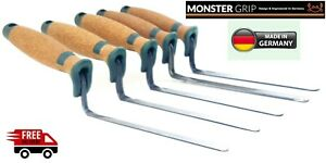MonsterGRIP TUCK POINTER, POINTING TOOL 6MM/8MM/10MM/12MM & 14MM Cork handle
