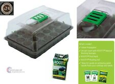ROOT!T Propagation Kit comes with Rooting Gel, First Feed & Guide 24 cubes Cheap