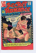 Secret Romance #12 Charlton Pub 1971