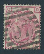 GREAT BRITAIN 1873-80 USED # 61 PLATE 14, QUEEN VICTORIA !! C66