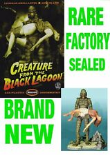 The Creature from the Black Lagoon with Girl Moebius Model Kit