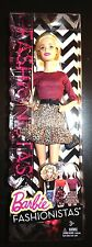 Barbie Fashionistas Party Glam Doll