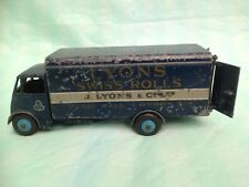 Vintage Dinky Supertoys Guy Lyons Swiss Roll Truck