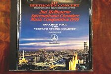 All Beethoven Concert -2nd Melbourne Competition 1995 CD Australia, Very Good