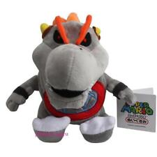 Super Mario Bros Baby Dry Bowser Bones Koopa Plush Doll Soft Toy Gift 17cm