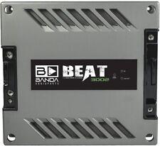 Amplifier 3000w 2 Ohms 1 Channel Beat 3002 Car Audio Banda Audioparts 3k 2ohm