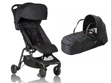 Mountain Buggy Nano Bundle, Stroller & Cocoon in Black Brand New!!