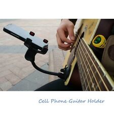 Cell Phone Mobile Holder Stand for Musicians Guitar Street Singing lyrics Song