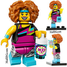 LEGO Minifigures Series 17   710138 Collectible New No: 14 Dance Instructor