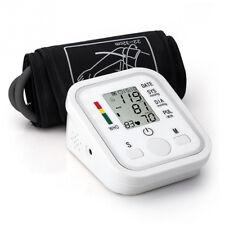 Numérique Tensiomètre Bras Mesure Pression Tension Arterielle Sphygmomanomètre