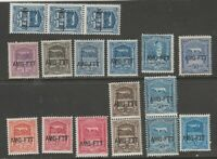Italy fiscal mix revenue collection stamp ml261 MNH Gum Nice AMG-FTT