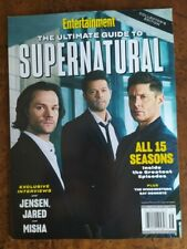 Entertainment Weekly The Ultimate Guide To Supernatural 2020