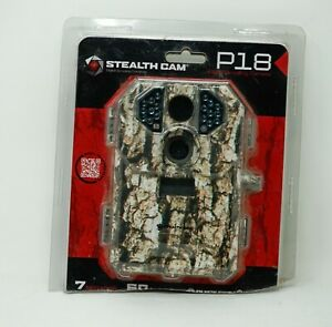 Stealth Cam P18 #STC-P18CMO Camouflage 7MP Game Camera