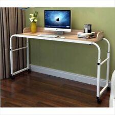 2m Patient Over Bed Hospital Trolley Bedside Table Computer Laptop Display Desk