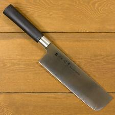 SEKI Japanese chef's Kitchen Knives/Nakiri Vegetable Knife 170mm /JQ2-321
