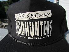 THE KENTUCKY HEADHUNTERS PICKIN ON NASHVILLE TOUR SNAPBACK HAT NEW NEVER WORN A7