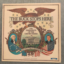 The Buck Stops Here: The Presidents of the United States By Alice Provensen