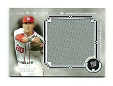 Ian Desmond 2013 Topps Museum Collection Jumbo Game-Used Patch Card 06/10