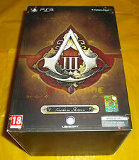 ASSASSIN'S CREED III FREEDOM EDITION 3 Ps3 Versione Italiana ○○○○○ COMPLETO
