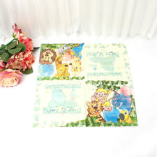 King Lion Jungle animal design Cute pattern Napkin Tissue for Party Birthday