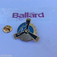 Pin's Folies *** Insigne Militaire Militaria Ballard  A 1029
