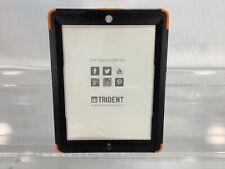 NEW Case iPad 4th Generation, New iPad & iPad 2, Trident Kraken AMS Series Black