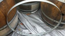 Used Wine Barrel Hoop Band - With FREE SHIPPING!
