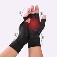 Mains Arthrite Gants de Compression Douleur Soulagement de la Fatigue Support